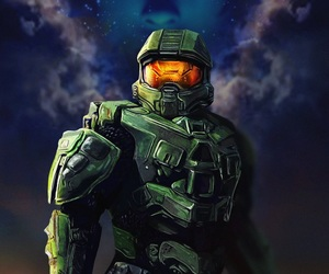 deviant art, halo, and master chief image