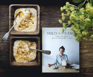 """Mandy Lee on Instagram: """"Savory oatmeals with poached egg and dashi soy sauce, and this book that finally arrived!"""