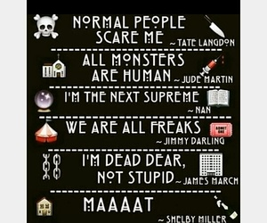 quote and ahs image