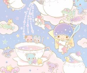 kawaii, sanrio, and wallpaper image