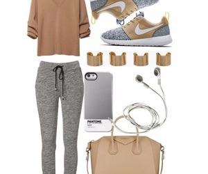 nike, casual, and cool image