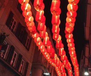 beautiful, chinese, and light image