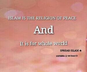 human, islam, and humanity image