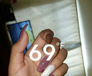 nails uñas lindo image
