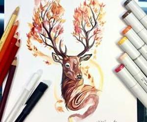 arte, dibujo, and alaskaa image