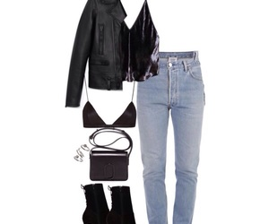 casual, dinner, and fashion image
