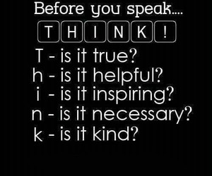 think, quotes, and true image