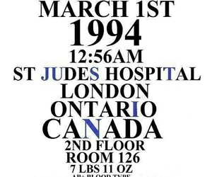 1994, canada, and belieber image