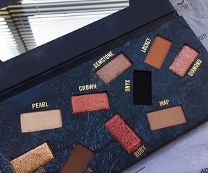 bronze, browns, and cosmetics image