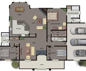 modern house plans image