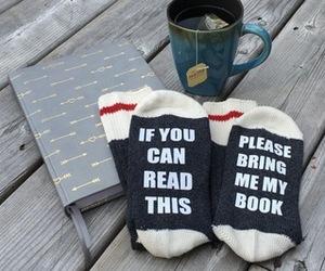 addiction, bibliophile, and books image