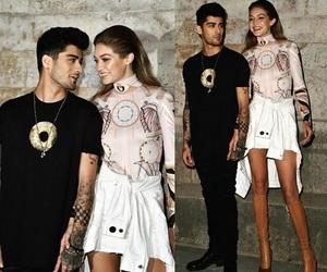 zayn, couple, and model image