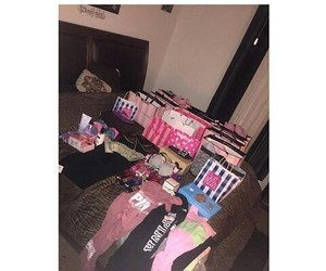 clothes, gifts, and pink image