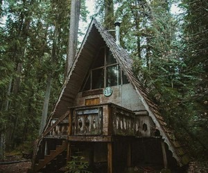 adventure, house, and places image