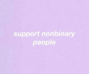 nonbinary and lgbt image
