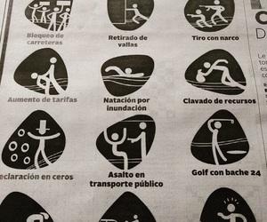mexico, olimpiadas, and deportes image