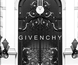 Givenchy, black, and luxury image