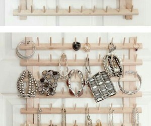 bracelets, necklaces, and organization image