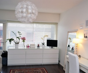 decor, home, and small apartment image