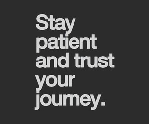 journey, quote, and life image