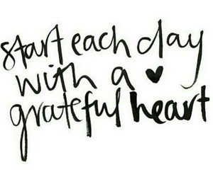 grateful, heart, and hope image