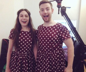 youtube, tomska, and dodie clark image
