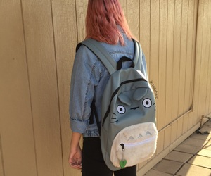 aesthetic, alternative, and backpack image