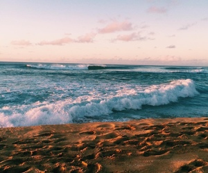 hipster, beach, and nature image