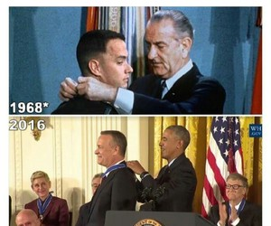 1968, 2016, and forrest gump image