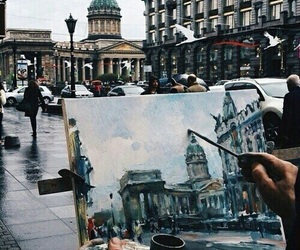 art, indie, and city image