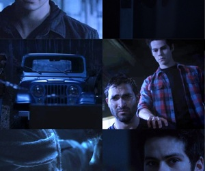 dylan, tw, and sterek image