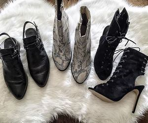 accessories, glam, and shoes image