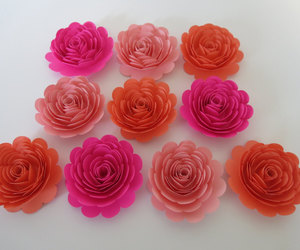 etsy, pink flowers, and party decorations image