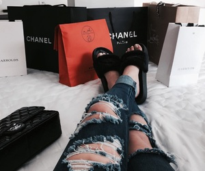 chanel, goals, and luxury image