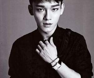 Chen, sexy, and exo image