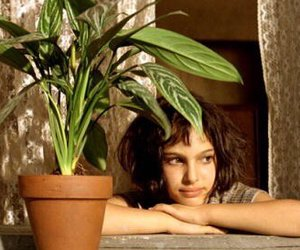 90s, plants, and movie image
