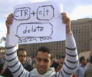 delete, protesto, and revolucao image