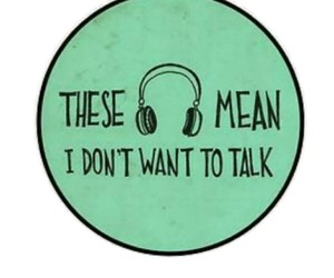 annoying, headphones, and so me image