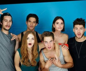 squad and teen wolf image