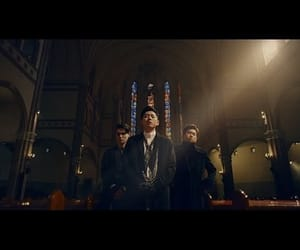 crush, dean, and mv image