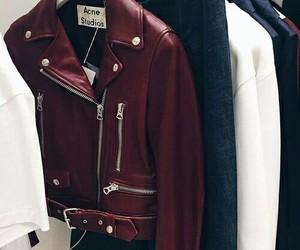 fashion, jacket, and style image