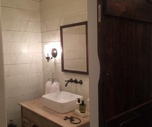 bathroom, vintage, and home design image