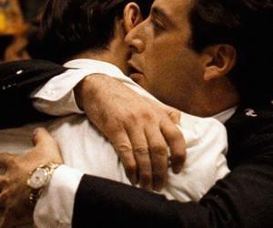 al pacino, coppola, and film image