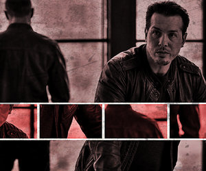 mine, red, and chicago pd image