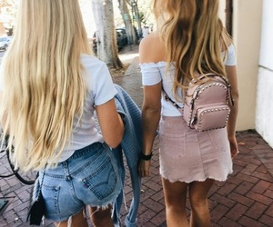 girls and brandy melville image