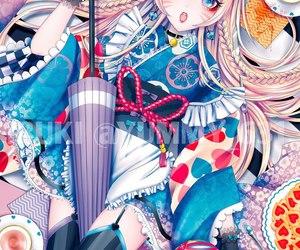 mangaka, ibuki, and colorful 5 image