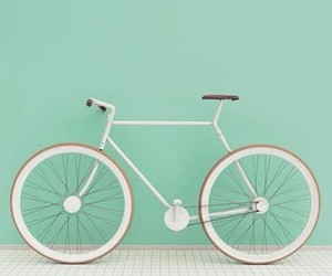 bike, aesthetic, and bicycle image
