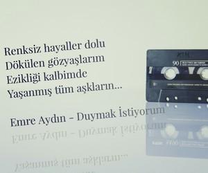 müzik, emre aydin, and türkçe sözler image