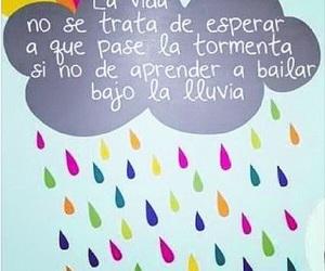 good morning, rainy day, and ☔ image
