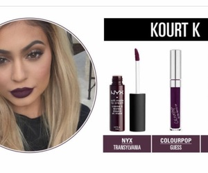 dupes, lippies, and kyliecosmetics image